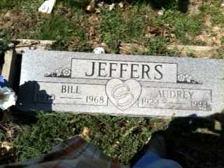 JEFFERS, AUDREY - Meigs County, Ohio | AUDREY JEFFERS - Ohio Gravestone Photos