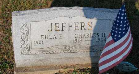 JEFFERS, EULA E. - Meigs County, Ohio | EULA E. JEFFERS - Ohio Gravestone Photos