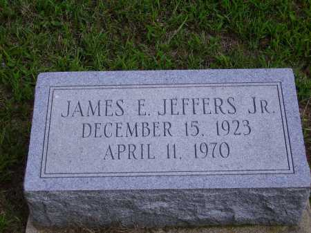 JEFFERS, JAMES E., JR. - Meigs County, Ohio | JAMES E., JR. JEFFERS - Ohio Gravestone Photos