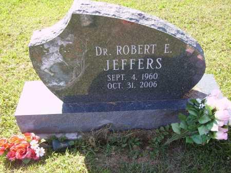 JEFFERS, ROBERT E. - Meigs County, Ohio | ROBERT E. JEFFERS - Ohio Gravestone Photos