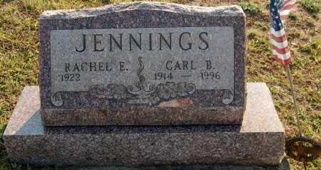 JENNINGS, CARL B. - Meigs County, Ohio | CARL B. JENNINGS - Ohio Gravestone Photos