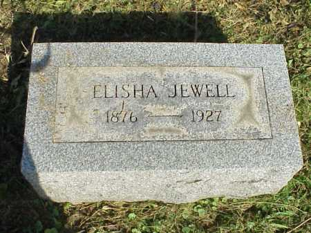 JEWELL, ELISHA - Meigs County, Ohio | ELISHA JEWELL - Ohio Gravestone Photos