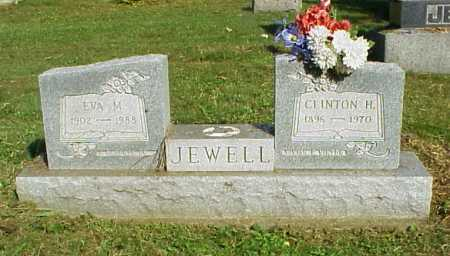 JEWELL, EVA M - Meigs County, Ohio | EVA M JEWELL - Ohio Gravestone Photos