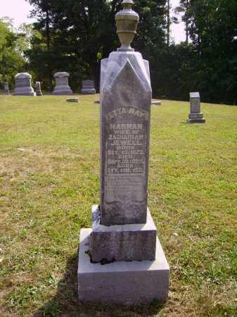 JEWELL, ETTA MAY - Meigs County, Ohio | ETTA MAY JEWELL - Ohio Gravestone Photos