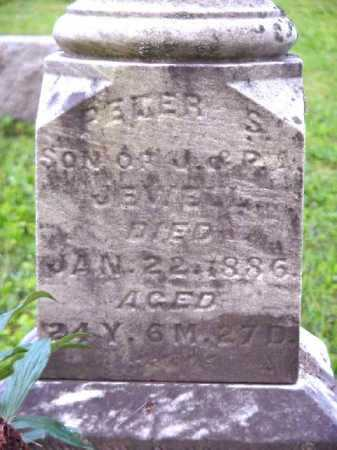 JEWELL, PETER S. - CLOSEVIEW - Meigs County, Ohio | PETER S. - CLOSEVIEW JEWELL - Ohio Gravestone Photos