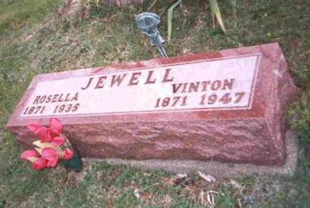 JEWELL, VINTON - Meigs County, Ohio | VINTON JEWELL - Ohio Gravestone Photos