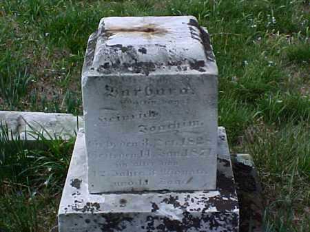 JOACHIM, BARBARA - Meigs County, Ohio | BARBARA JOACHIM - Ohio Gravestone Photos
