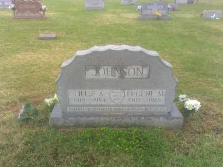JOHNSON, EUGENE - Meigs County, Ohio | EUGENE JOHNSON - Ohio Gravestone Photos