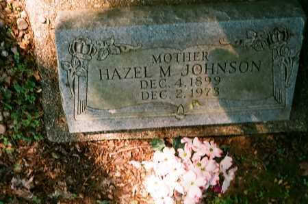 JOHNSON, HAZEL M. - Meigs County, Ohio | HAZEL M. JOHNSON - Ohio Gravestone Photos