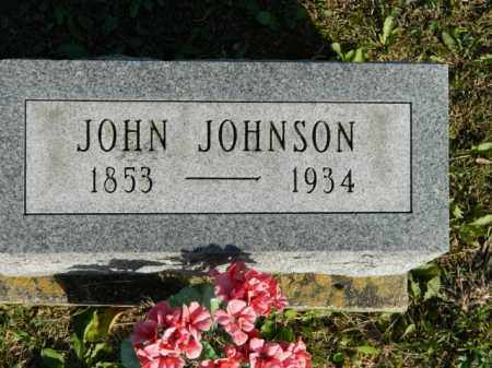 JOHNSON, JOHN - Meigs County, Ohio | JOHN JOHNSON - Ohio Gravestone Photos
