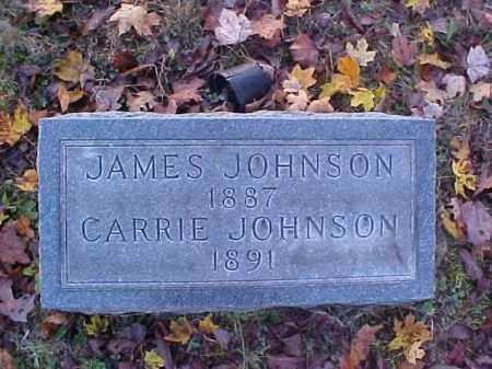 JOHNSON, JAMES - Meigs County, Ohio | JAMES JOHNSON - Ohio Gravestone Photos