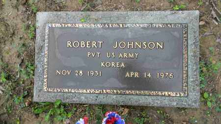 JOHNSON, ROBERT - Meigs County, Ohio | ROBERT JOHNSON - Ohio Gravestone Photos