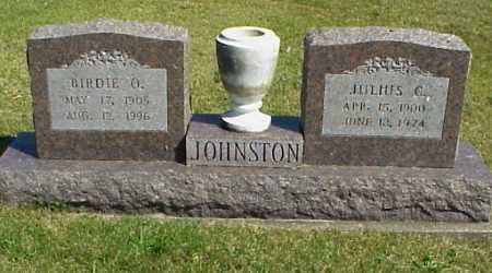 JENKS JOHNSTON, BIRDIE O. [OMA] - Meigs County, Ohio | BIRDIE O. [OMA] JENKS JOHNSTON - Ohio Gravestone Photos