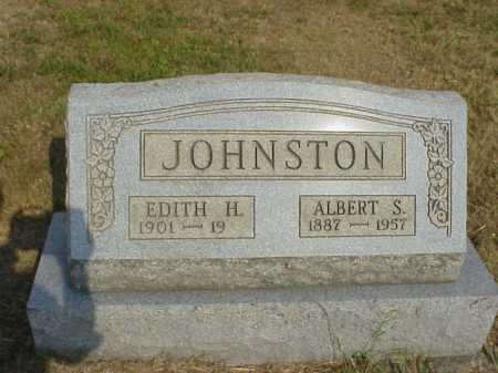 JOHNSTON, ALBERT S. - Meigs County, Ohio | ALBERT S. JOHNSTON - Ohio Gravestone Photos
