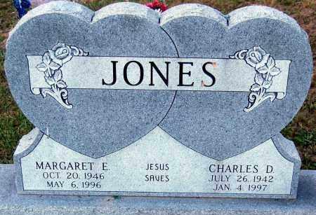 JONES, CHARLES D. - Meigs County, Ohio | CHARLES D. JONES - Ohio Gravestone Photos