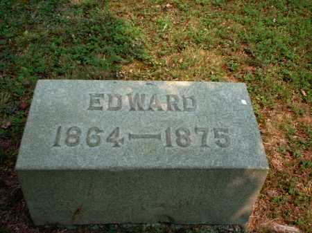 JONES, EDWARD - Meigs County, Ohio | EDWARD JONES - Ohio Gravestone Photos