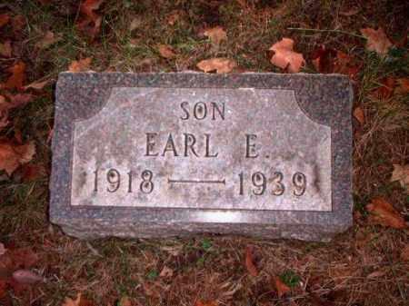 JONES, EARL E. - Meigs County, Ohio | EARL E. JONES - Ohio Gravestone Photos