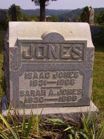SCOTT JONES, SARAH - Meigs County, Ohio | SARAH SCOTT JONES - Ohio Gravestone Photos