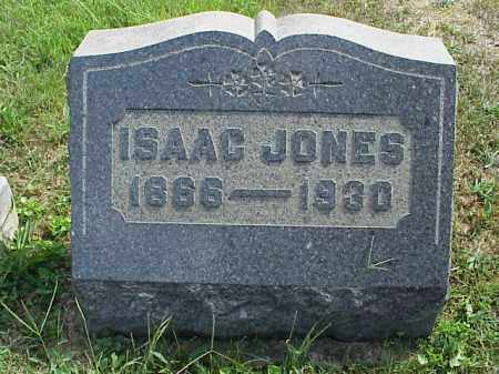JONES, ISAAC - Meigs County, Ohio | ISAAC JONES - Ohio Gravestone Photos