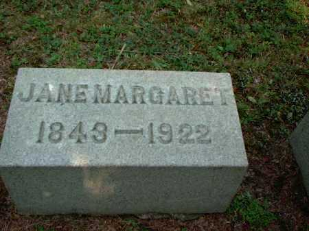 JONES, JANE MARGARET - Meigs County, Ohio | JANE MARGARET JONES - Ohio Gravestone Photos