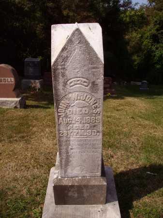 JONES, JOHN W. - MONUMENT - Meigs County, Ohio | JOHN W. - MONUMENT JONES - Ohio Gravestone Photos