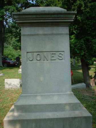 JONES, MONUMENT - Meigs County, Ohio | MONUMENT JONES - Ohio Gravestone Photos