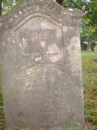 JONES, MARY J. - Meigs County, Ohio | MARY J. JONES - Ohio Gravestone Photos