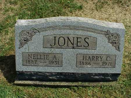 JONES, NELLIE A. - Meigs County, Ohio | NELLIE A. JONES - Ohio Gravestone Photos