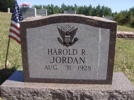 JORDAN, HAROLD R. - Meigs County, Ohio | HAROLD R. JORDAN - Ohio Gravestone Photos