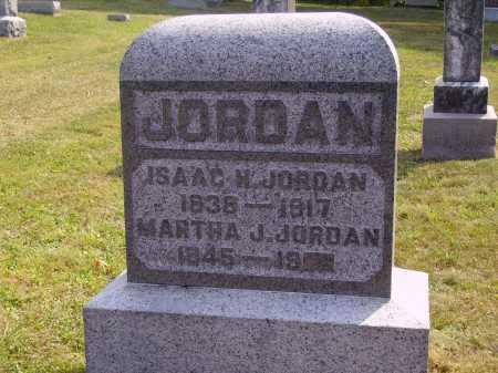 STEWART JORDAN, MARTHA J - Meigs County, Ohio | MARTHA J STEWART JORDAN - Ohio Gravestone Photos