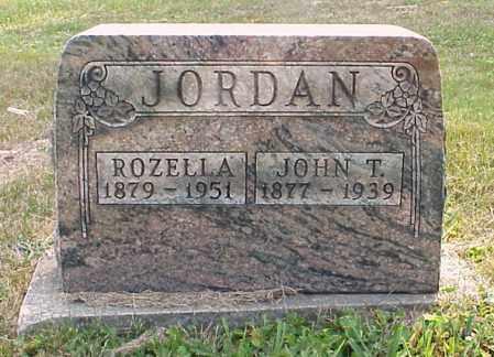 NELSON JORDAN, ROZELLA - Meigs County, Ohio | ROZELLA NELSON JORDAN - Ohio Gravestone Photos