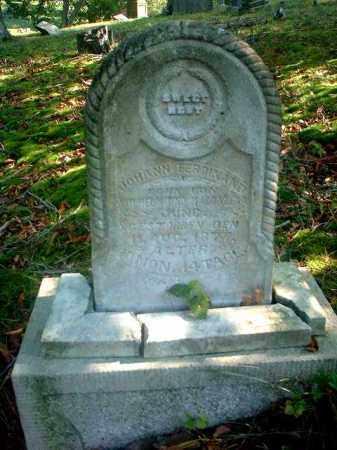 YOUNG, JOHANN FERDINAND - Meigs County, Ohio | JOHANN FERDINAND YOUNG - Ohio Gravestone Photos