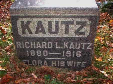 KAUTZ, FLORA - Meigs County, Ohio | FLORA KAUTZ - Ohio Gravestone Photos