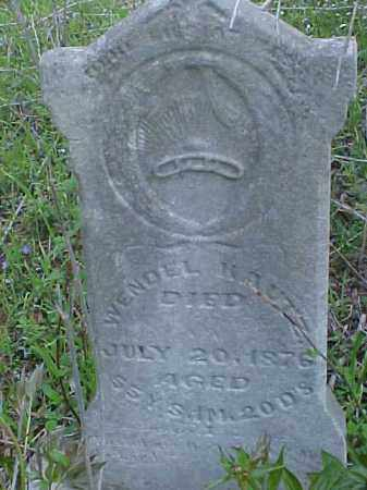 KAUTZ, WENDEL - Meigs County, Ohio | WENDEL KAUTZ - Ohio Gravestone Photos