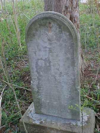 KECK, ANNA MARIA - Meigs County, Ohio | ANNA MARIA KECK - Ohio Gravestone Photos