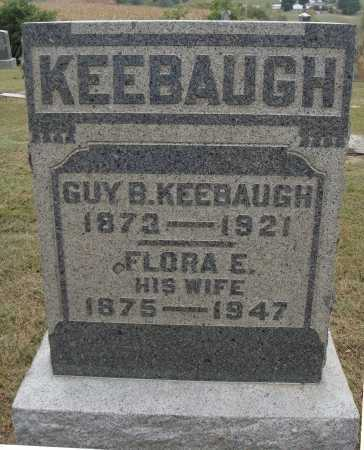 KEEBAUGH, GUY B. - Meigs County, Ohio | GUY B. KEEBAUGH - Ohio Gravestone Photos