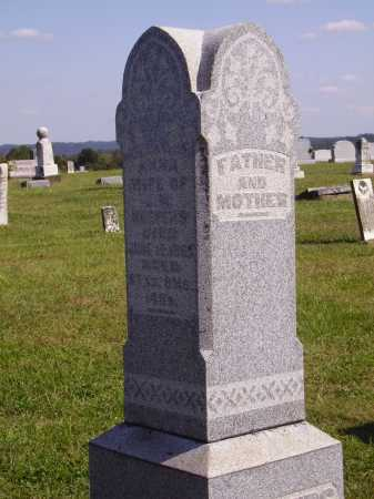 KEEPERS, ANNA - OVERALL VIEW - Meigs County, Ohio | ANNA - OVERALL VIEW KEEPERS - Ohio Gravestone Photos