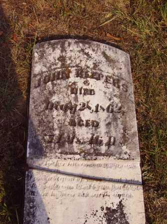 KEEPERS, JOHN - Meigs County, Ohio | JOHN KEEPERS - Ohio Gravestone Photos