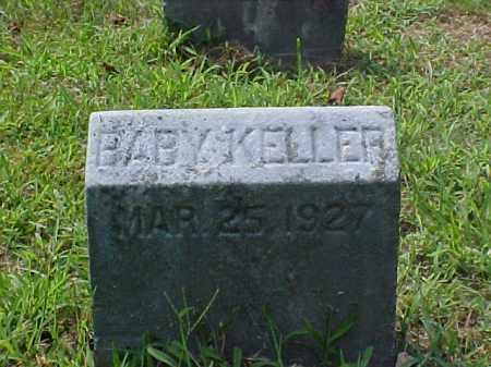 KELLER, BABY - Meigs County, Ohio | BABY KELLER - Ohio Gravestone Photos