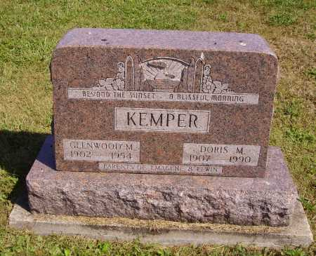 KEMPER, DORIS M. - Meigs County, Ohio | DORIS M. KEMPER - Ohio Gravestone Photos