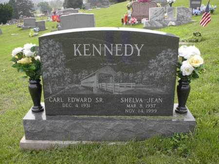 KENNEDY, SHELVA JEAN - Meigs County, Ohio | SHELVA JEAN KENNEDY - Ohio Gravestone Photos