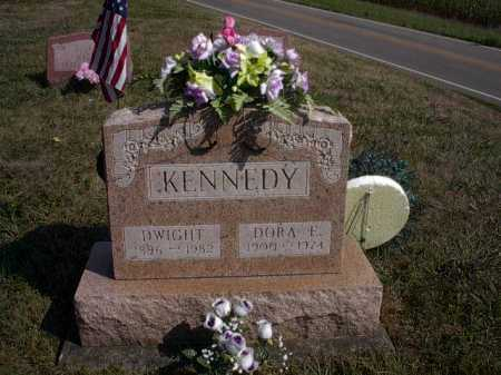 KENNEDY, DWIGHT - Meigs County, Ohio | DWIGHT KENNEDY - Ohio Gravestone Photos