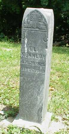 KENNEDY, ELI - Meigs County, Ohio | ELI KENNEDY - Ohio Gravestone Photos