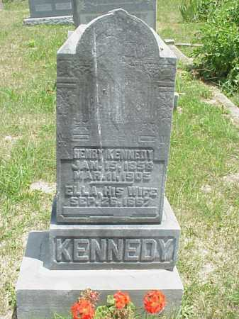 KENNEDY, HENRY - Meigs County, Ohio | HENRY KENNEDY - Ohio Gravestone Photos