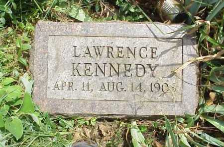 KENNEDY, LAWRENCE - Meigs County, Ohio | LAWRENCE KENNEDY - Ohio Gravestone Photos