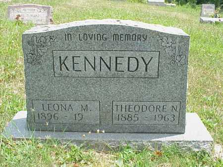 KENNEDY, LEONA M. - Meigs County, Ohio | LEONA M. KENNEDY - Ohio Gravestone Photos