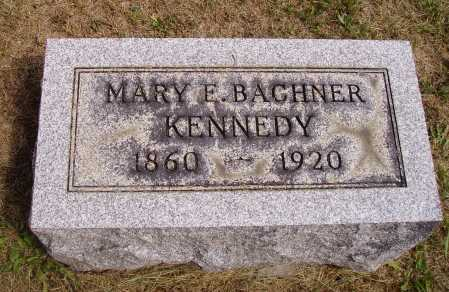 KENNEDY, MARY E. - Meigs County, Ohio | MARY E. KENNEDY - Ohio Gravestone Photos