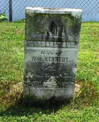 KENNEDY, MARGARET ANN - Meigs County, Ohio | MARGARET ANN KENNEDY - Ohio Gravestone Photos