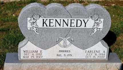 KENNEDY, WILLIAM E. - Meigs County, Ohio | WILLIAM E. KENNEDY - Ohio Gravestone Photos