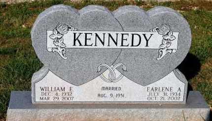 KENNEDY, EARLENE A. - Meigs County, Ohio | EARLENE A. KENNEDY - Ohio Gravestone Photos
